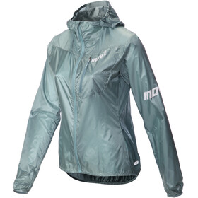 inov-8 W's Windshell FZ Jacket Blue grey